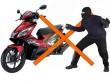 Làm thế nào bảo vệ xe máy khỏi kẻ gian trong tháng củ mật