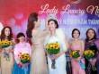 Lady Luxury Night – Dạ tiệc của tình đoàn kết và yêu thương