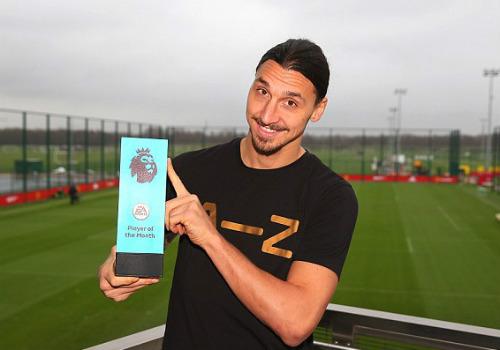 """MU """"nhuộm đỏ"""" giải thưởng NHA tháng 12, Conte lập kỷ lục - 1"""