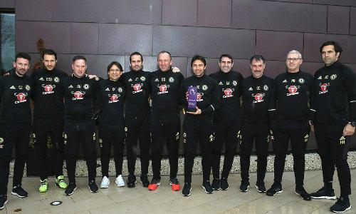 """MU """"nhuộm đỏ"""" giải thưởng NHA tháng 12, Conte lập kỷ lục - 4"""
