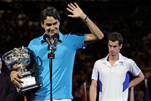 Úc mở rộng 2017: Murray không ngán đụng độ Federer - 1