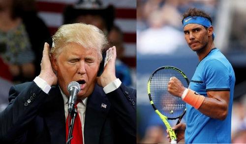Tin thể thao HOT 14/1: Nadal không thích tổng thổng Mỹ - 1