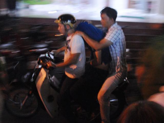 Lời khai thiếu niên giết nữ sinh giấu trong thùng xốp ở SG