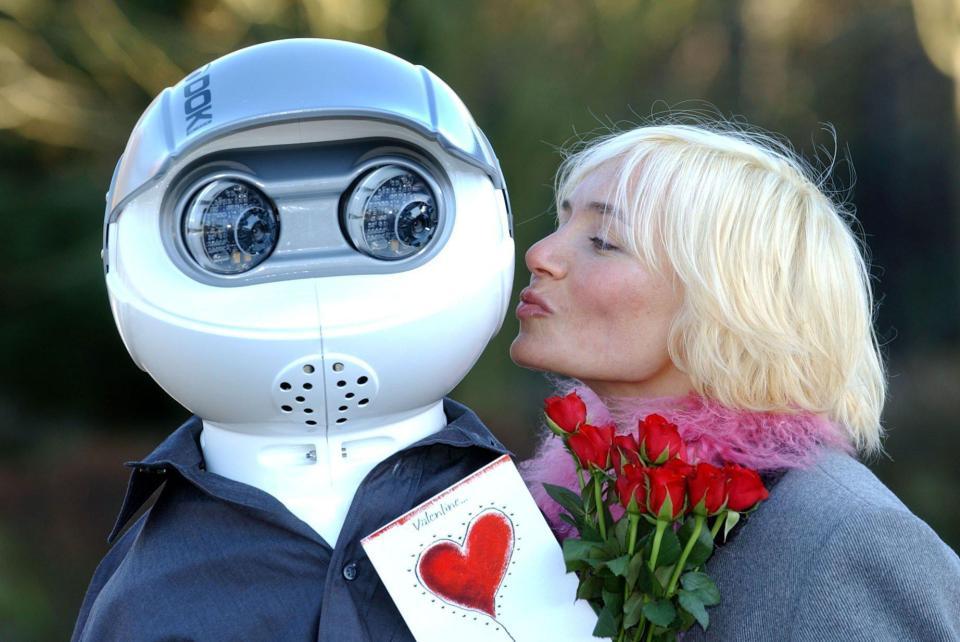 Robot sắp được trao quyền con người ở châu Âu? - 2