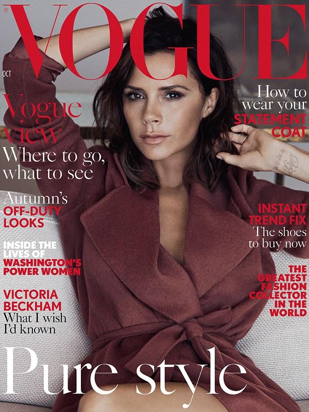 """Bà Beckham ân hận vì bon chen """"trùng tu"""" ngực - 7"""