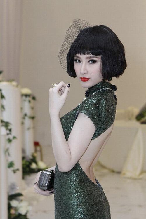 """Những kiểu tóc """"có một không hai"""" của Angela Phương Trinh - 7"""