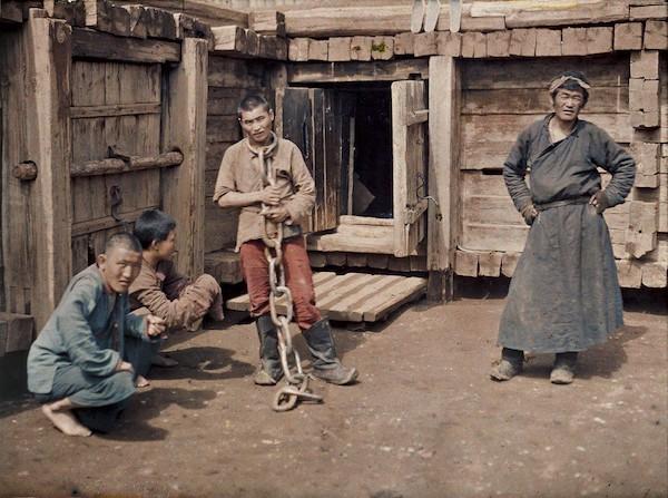 Những bức ảnh màu độc đáo đầu tiên trên thế giới - 12