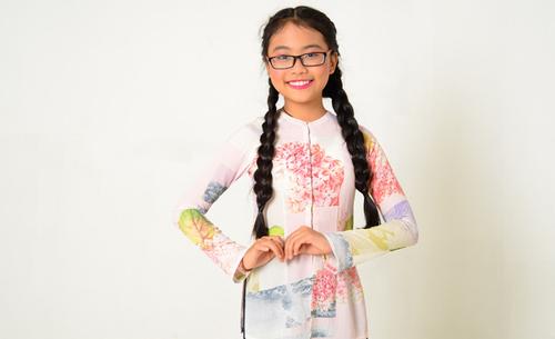 Ngắm nhan sắc của 3 cô bé 14 tuổi hát Bolero tuyệt hay - 8