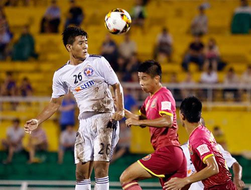 Sài Gòn FC gửi lời thách đấu CLB của Công Vinh - 1