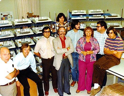 Những bức ảnh hiếm thấy của Apple thời kỳ cách đây 40 năm - 2
