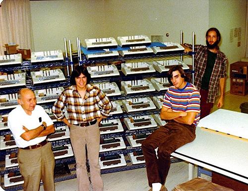 Những bức ảnh hiếm thấy của Apple thời kỳ cách đây 40 năm - 5
