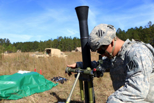 Sự lợi hại đáng sợ của súng cối Mỹ - 3