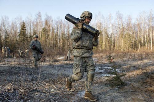 Sự lợi hại đáng sợ của súng cối Mỹ - 5