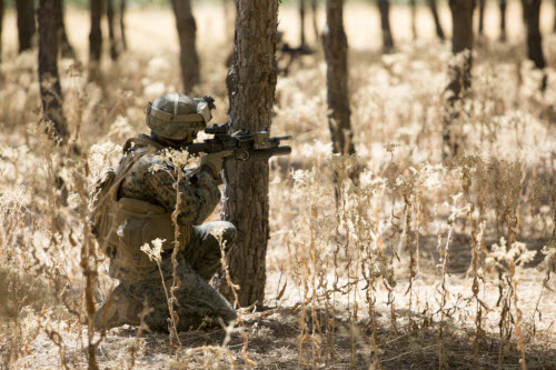 Sự lợi hại đáng sợ của súng cối Mỹ - 7