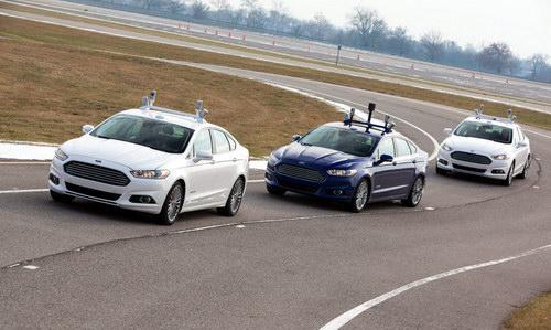 Ford tập trung phát triển xe điện và xe hybrid trên toàn cầu - 1