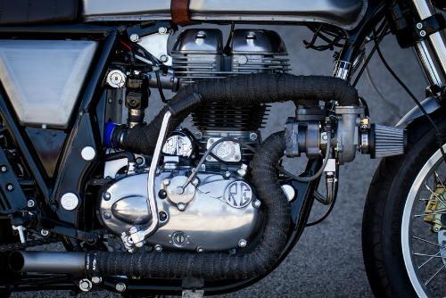 Mổ xẻ Royal Enfield Continental GT mạnh nhất - 3