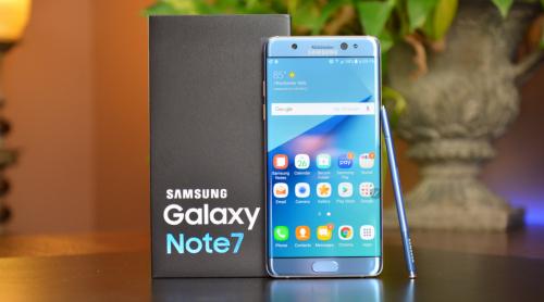 Hơn 96% Galaxy Note 7 đã được gửi trả về Samsung - 1