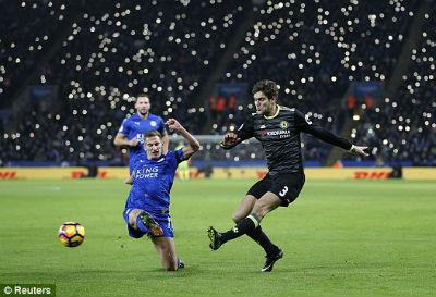 Chi tiết Leicester – Chelsea: Dùng sở đoản ghi bàn (KT) - 3