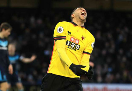 Watford - Middlesbrough: Người hùng Victor Valdes - 1