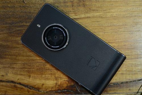 Kodak Ektra: smartphone Android có thiết kế lạ mắt nhất tại CES 2017 - 3
