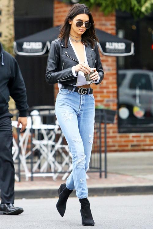 Cuối cùng Kendall Jenner cũng tiết lộ cách thức mặc đẹp - 5