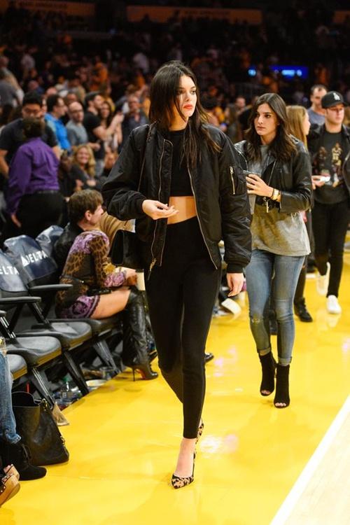 Cuối cùng Kendall Jenner cũng tiết lộ cách thức mặc đẹp - 3