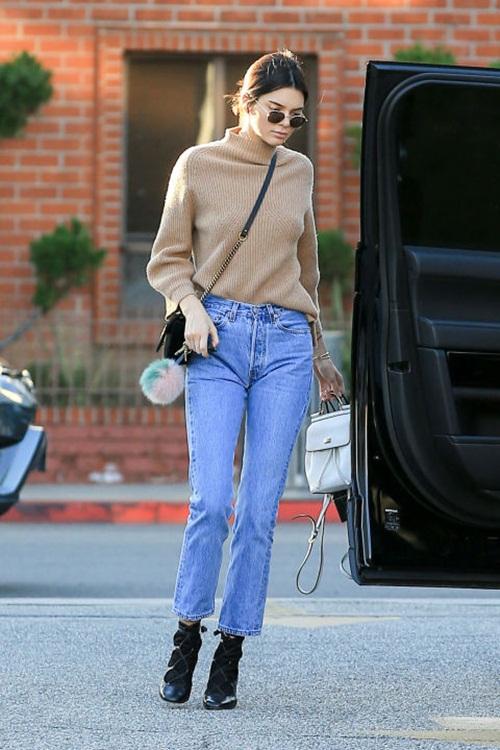 Cuối cùng Kendall Jenner cũng tiết lộ cách thức mặc đẹp - 10