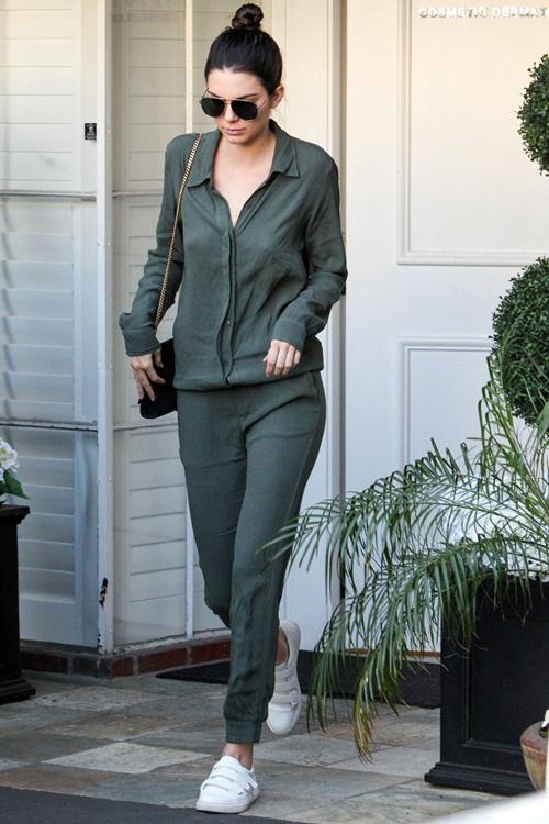 Cuối cùng Kendall Jenner cũng tiết lộ cách thức mặc đẹp - 8