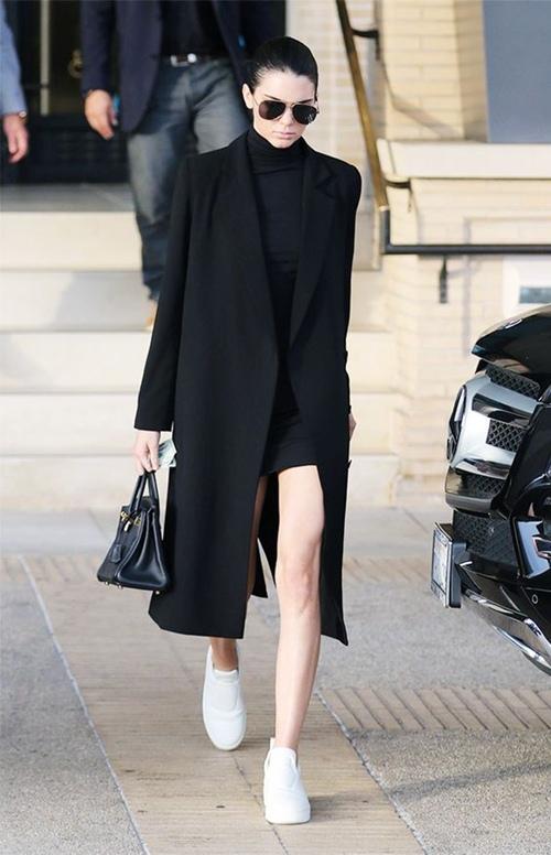 Cuối cùng Kendall Jenner cũng tiết lộ cách thức mặc đẹp - 11