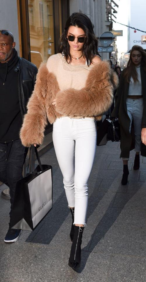 Cuối cùng Kendall Jenner cũng tiết lộ cách thức mặc đẹp - 12
