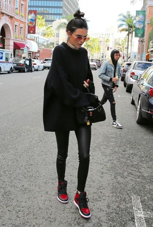 Cuối cùng Kendall Jenner cũng tiết lộ cách thức mặc đẹp - 15