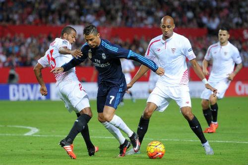 """Sevilla – Real Madrid: """"Kền kền"""" lại vào hiểm địa - 2"""