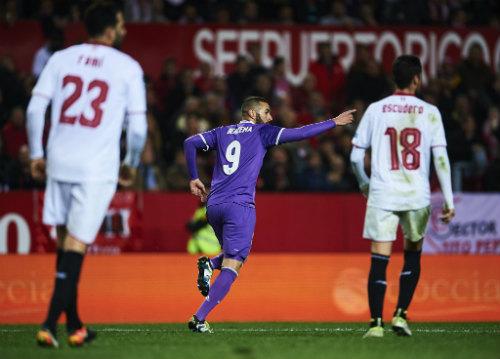 """Sevilla – Real Madrid: """"Kền kền"""" lại vào hiểm địa - 1"""