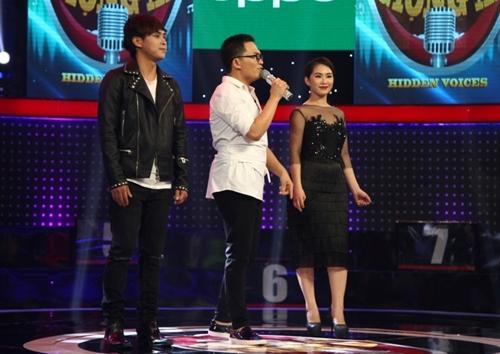 Hồ Quang Hiếu nói bạn gái mập trên sóng truyền hình - 1