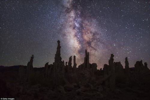 Ngắm những tháp đá độc đáo như trên hành tinh lạ - 6