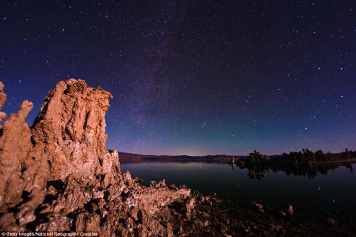 Ngắm những tháp đá độc đáo như trên hành tinh lạ - 7