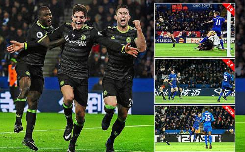 """Vụ Costa """"dở chứng"""" ở Chelsea: """"Ngón đòn"""" của Conte - 1"""