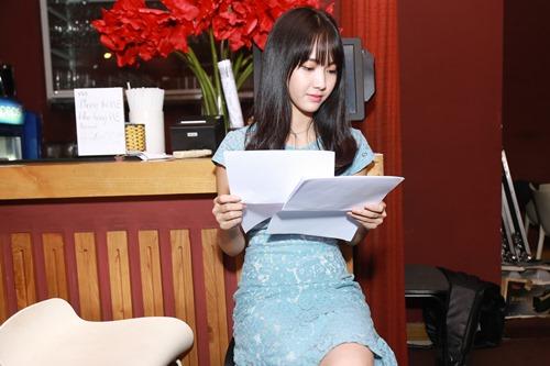 """Jang Mi ngậm chanh vẫn hát """"Duyên phận"""" cực chất - 3"""