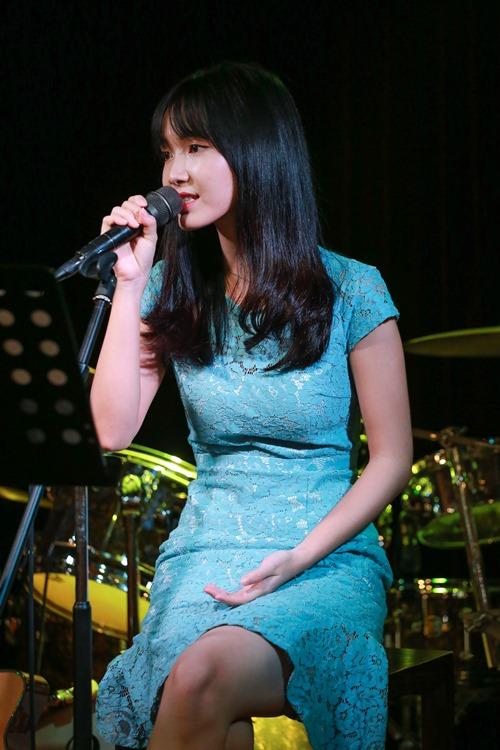 """Jang Mi ngậm chanh vẫn hát """"Duyên phận"""" cực chất - 5"""
