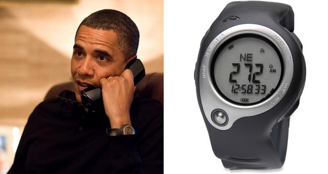 """Đồng hồ nguyên thủ quốc gia: Bush bình dân, Putin hàng """"đỉnh"""" - 2"""