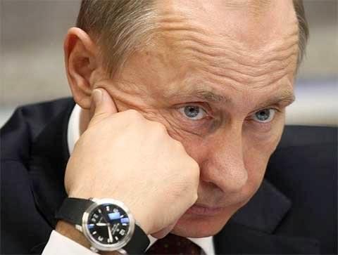 """Đồng hồ nguyên thủ quốc gia: Bush bình dân, Putin hàng """"đỉnh"""" - 4"""