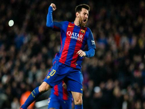 Tin HOT bóng đá tối 15/1: 100 năm mới xuất hiện một Messi - 1