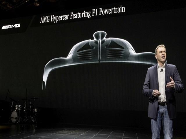 """Mercedes-AMG R50 hypercar chính thức mang """"mật danh"""" Project One - 1"""
