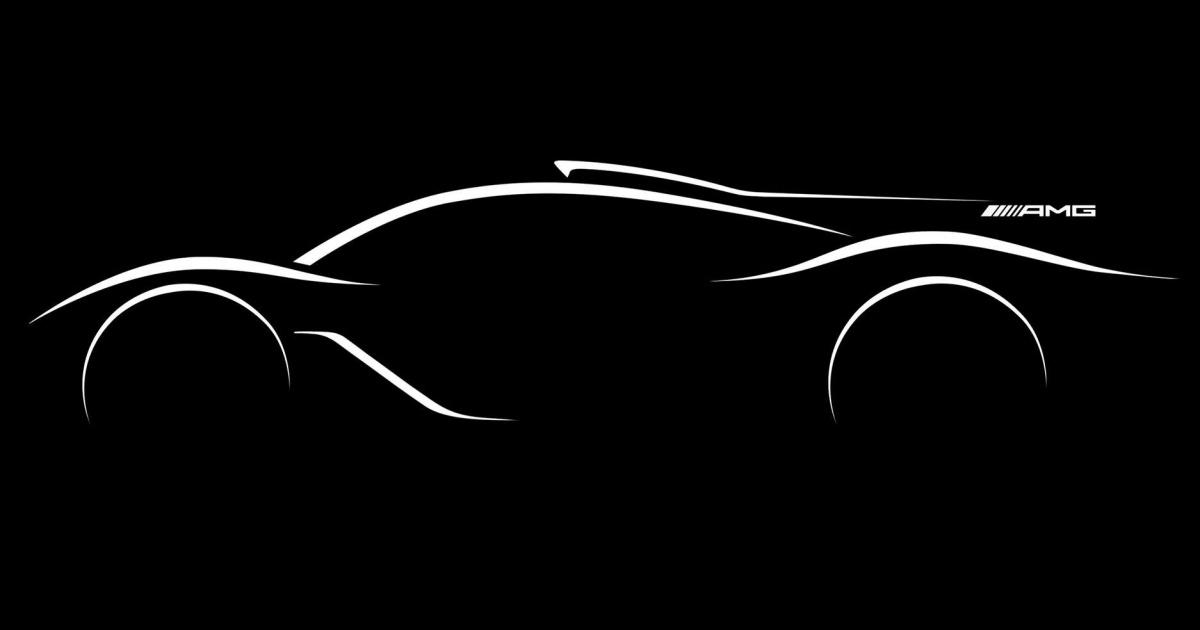 """Mercedes-AMG R50 hypercar chính thức mang """"mật danh"""" Project One - 2"""