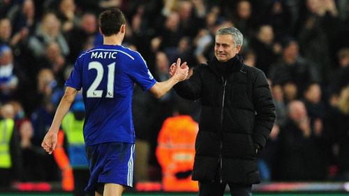 """Chuyển nhượng MU: Mourinho muốn có """"máy quét"""" Chelsea - 1"""