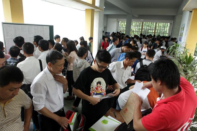 Trường đại học đầu tiên xét tuyển môn Giáo dục công dân - 1