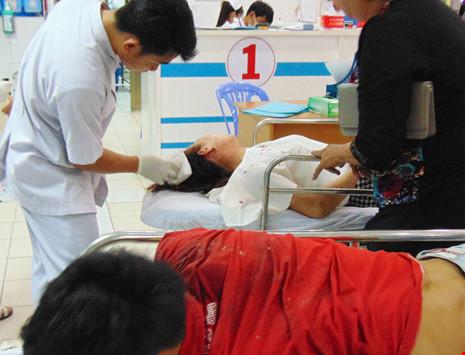 Những câu chuyện buồn ghi từ phòng cấp cứu - 2