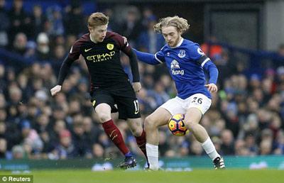 Chi tiết Everton – Man City: Tan nát tại Goodison Park (KT) - 6