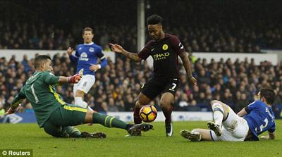 Chi tiết Everton – Man City: Tan nát tại Goodison Park (KT) - 4