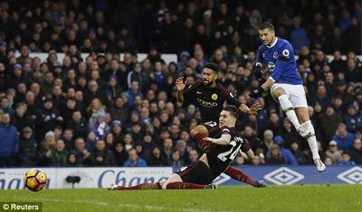 Chi tiết Everton – Man City: Tan nát tại Goodison Park (KT) - 9